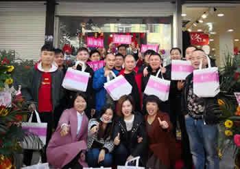 热烈祝贺宁波慈溪805店盛大开业!